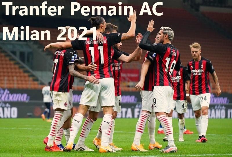 Tranfer Pemain AC Milan 2021